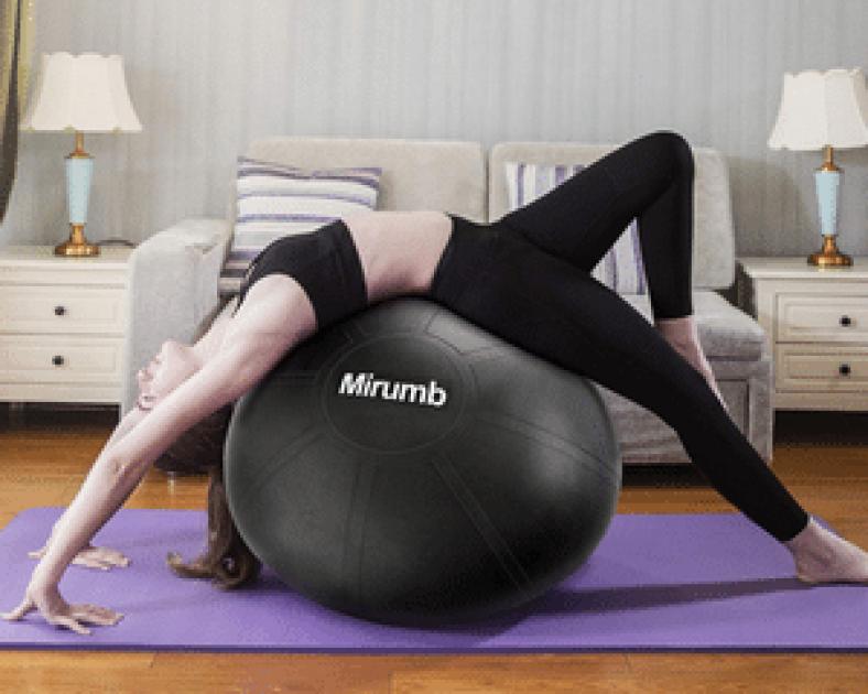 Ballon de fitness
