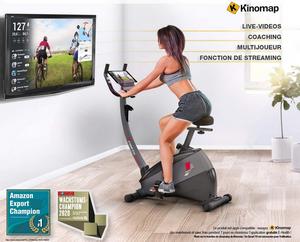 Test et avis sur le vélo d'appartement SportsTech ESX500