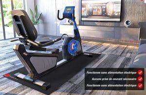Avis Sportstech ES600 vélo d'appartement ergomètre