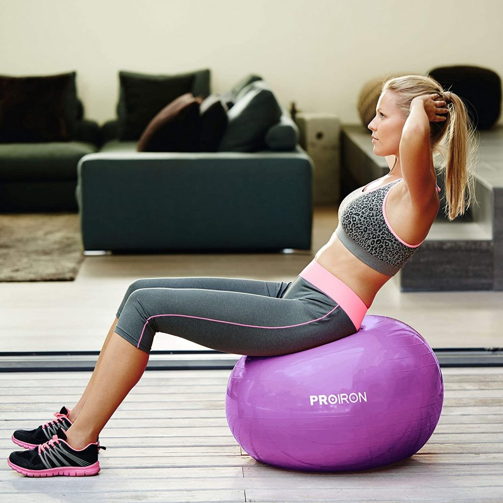 Meilleur ballon de fitness