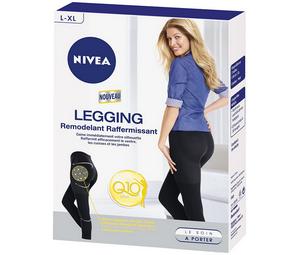 Test et avis sur le legging remodelant raffermissant Nivea Body Q10