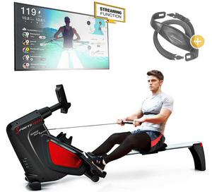 Test et avis sur le rameur pour se muscler Sportstech RSX500