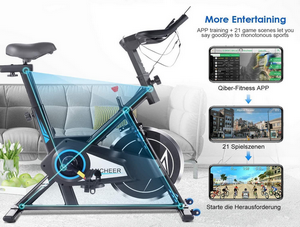 Test et avis sur le vélo de biking pour femme Ancheer