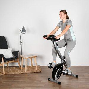 Vélo d'appartement pour perdre du poids Ultrasport F-Bike
