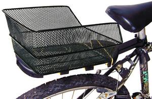 Test et avis sur le panier de vélo arrière universel Ducomi