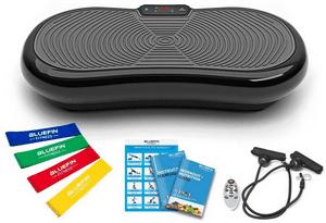 plateforme vibrante Bluefin Fitness Ultra Slim