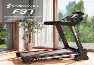 Avis tapis de course Sportstech F37